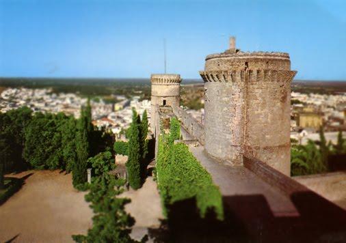 Castello svevo  Oria