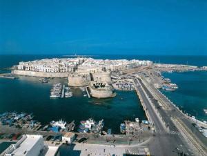 gallipoli porto turistico