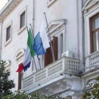 palazzo Provincia a Brindisi