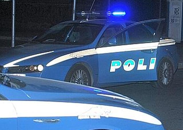 volante - polizia