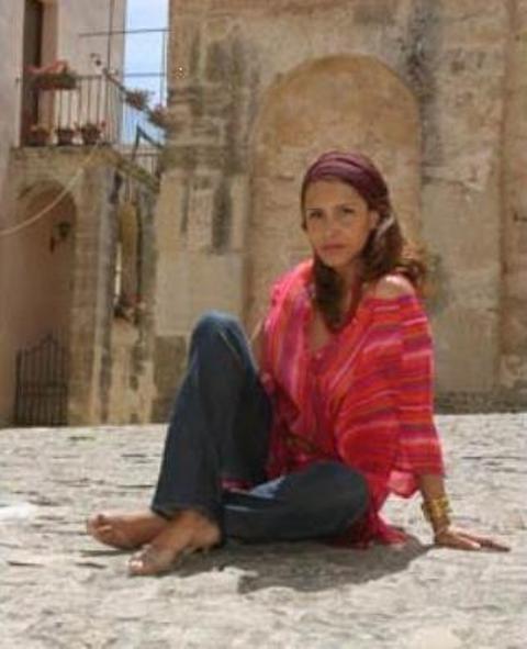 Jacqueline Adames in Terre del Salento'