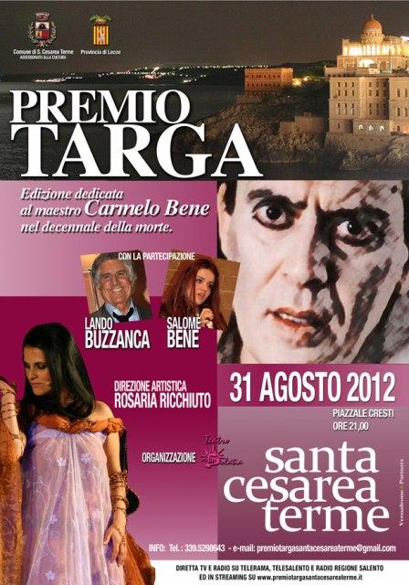 Premio-Targa_Santa-Cesarea