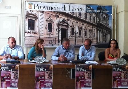 conferenza stampa 'Premio Targa'