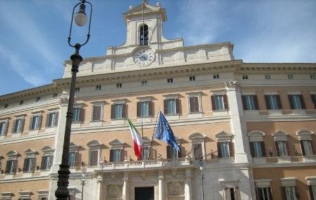 Montecitorio a Roma