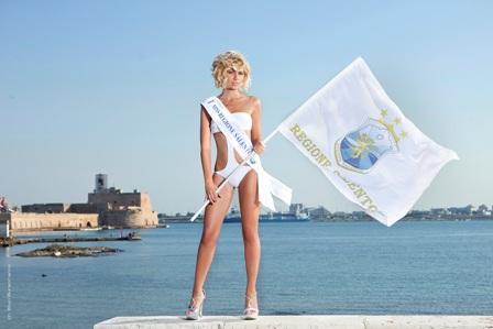 Muriel Gagliano Miss Regione Salento 2011