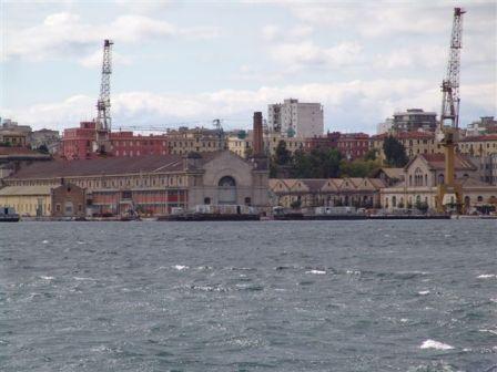 cantieri navali a taranto