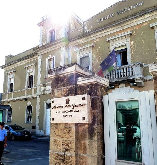 carcere Brindisi