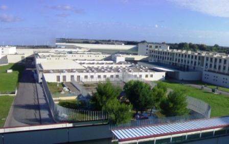 carcere di lecce -Borgo-S.Nicola