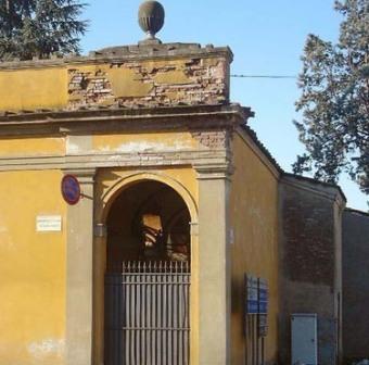 cimitero S.Giovanni in Persiceto