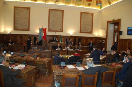 consiglio provinciale taranto