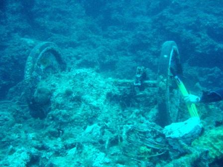 discarica in mare