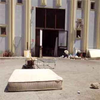 dormitorio di via Provinciale per San Vito