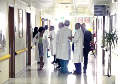 riunione neirotti primari ospedale
