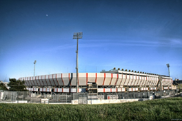 stadio iacovone
