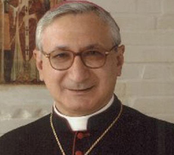 Arcivescovo di Taranto Filippo Santoro
