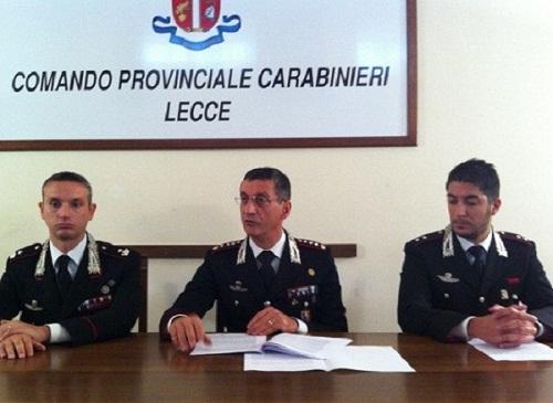Comando Provinciale Carabinieri Lecce