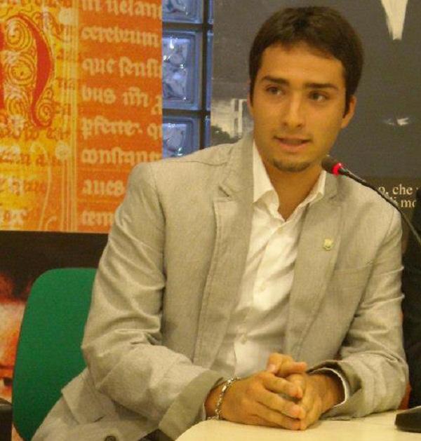 Coordinatore Movimento Giovanile Regione Salento Giulio Serafino