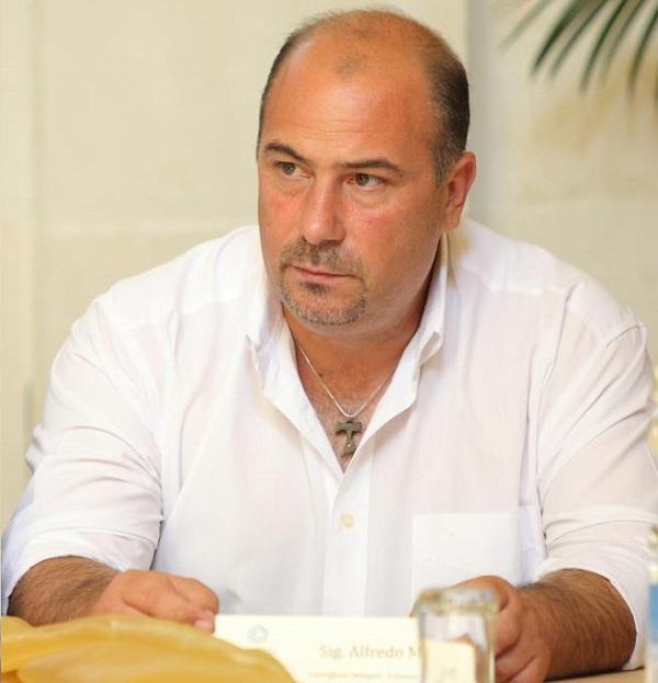 Coordinatore cittadino M.R.S.  Alfredo Monte