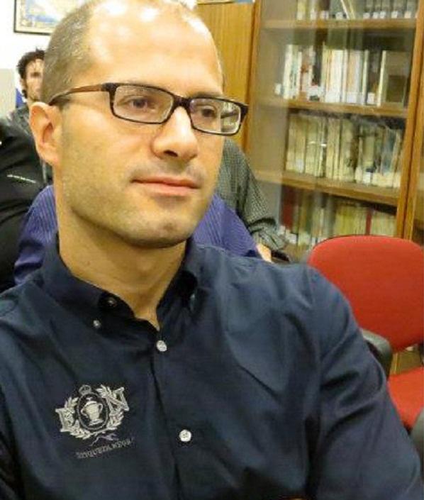 Coordinatore cittadino di Lecce Nicola Flascassovitti