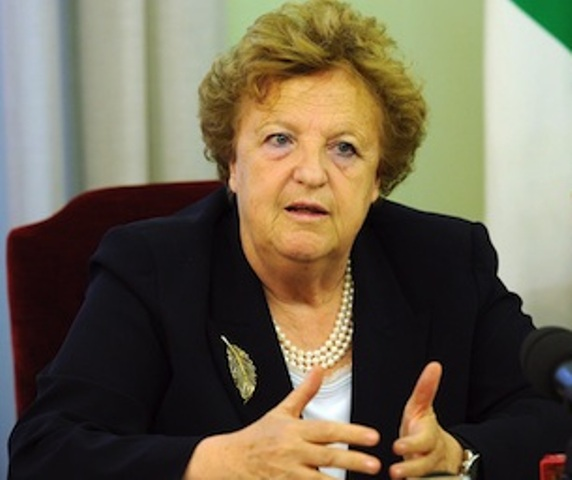 Ministro dell' Interno Cancellieri
