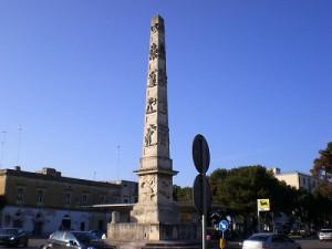 Obelisco a Lecce