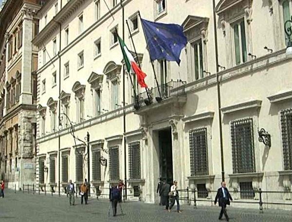 Palazzo Chigi - Roma