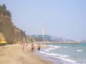 Spiaggia di Cerano