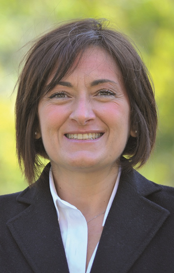 Vice Presidente MRS Area Brindisi Ernestina Sicilia