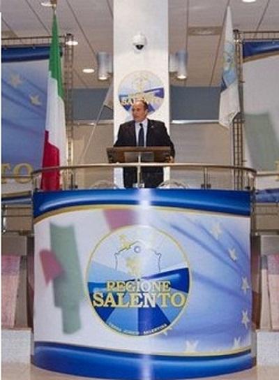 Vice Presidente Vicario M.R.S. Franco Ruggiero