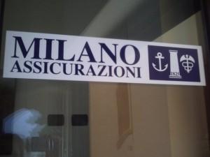 agenzia assicurativa 'Milano Assicurazioni'