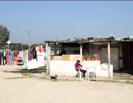 campo rom 'panareo'