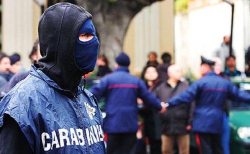 carabiniere Ros