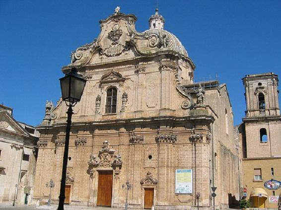 chiesa madre francavilla fontana