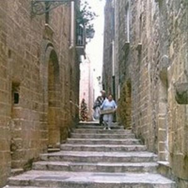 'citta vecchia' a taranto