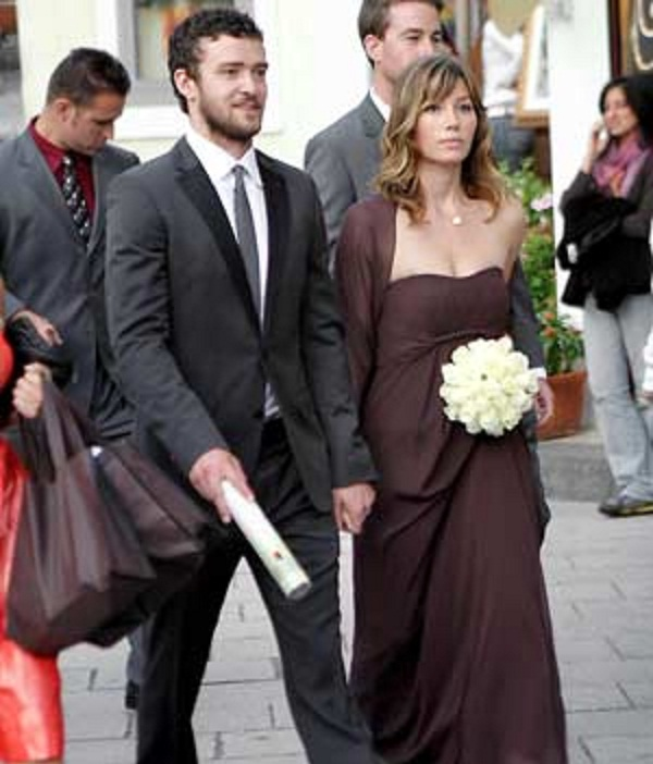 nozze Timberlake e Biel
