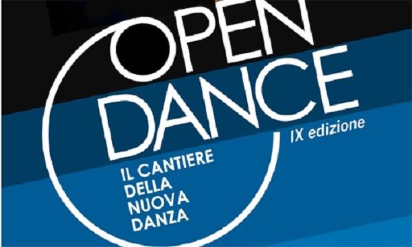 'open dance' -locandina