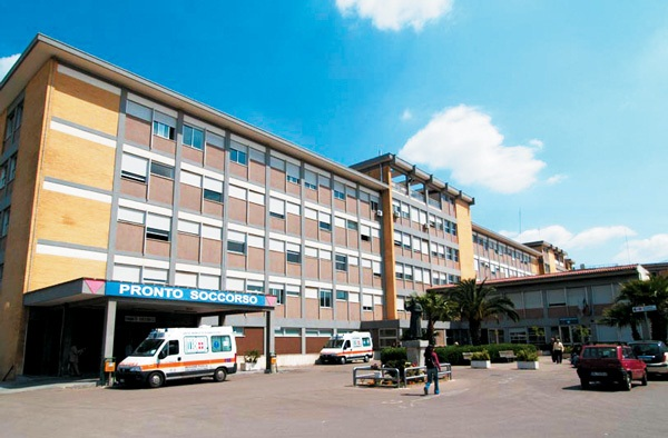 ospedale scorrano