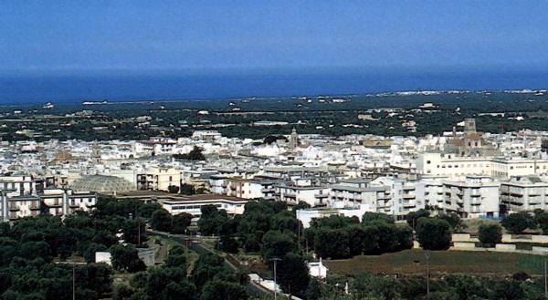panoramica Fasano