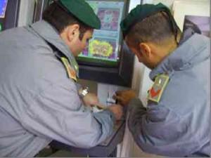 sequestro videopoker illegali