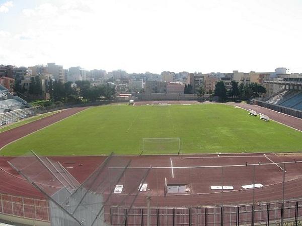 stadio di Trapani