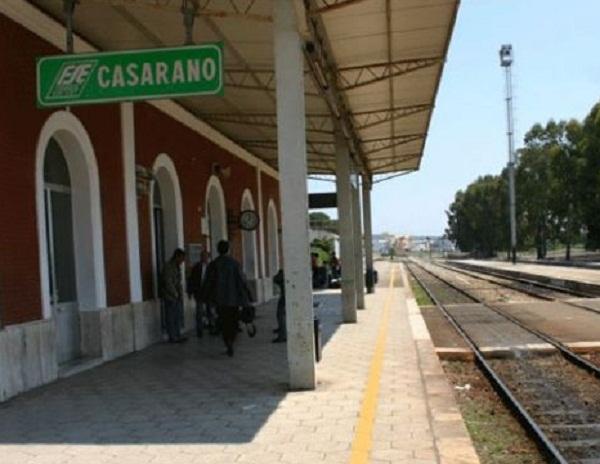 stazione casarano Ferrovie Sud Est