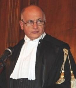 Antonio Cavallari Presidente Tar Lecce