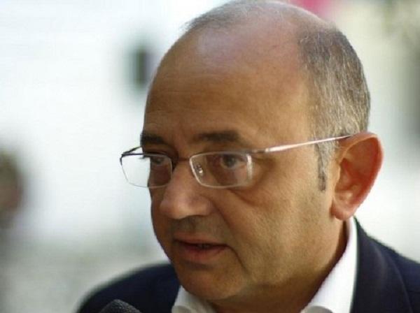 Assessore regionale all'Ambiente Lorenzo Nicastro