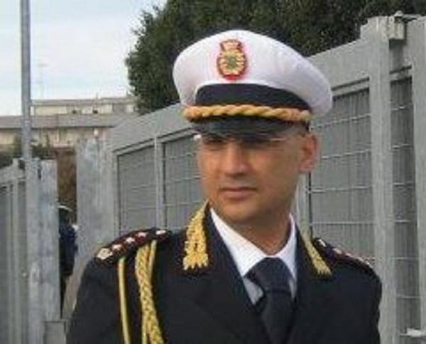 Comandante Polizia municipale di Lecce Donato Zacheo