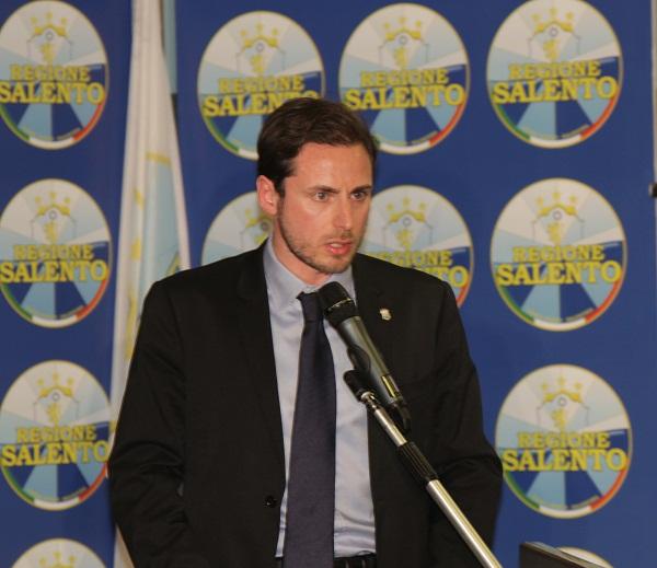 Giorgio Frigoli Vice Coordinatore Cittadino di Lecce