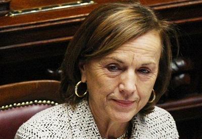 Ministro del Lavoro Elsa Fornero