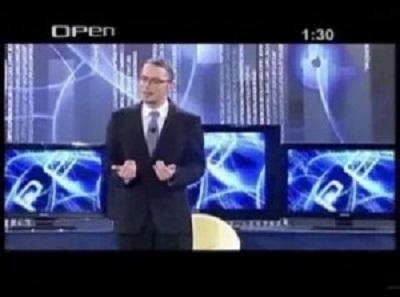 'Open'