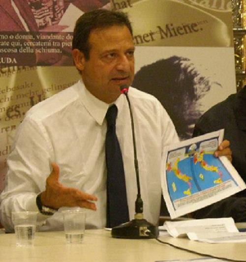 Presidente Paolo Pagliaro