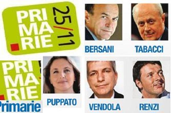 Primarie Centrosinistra 2012