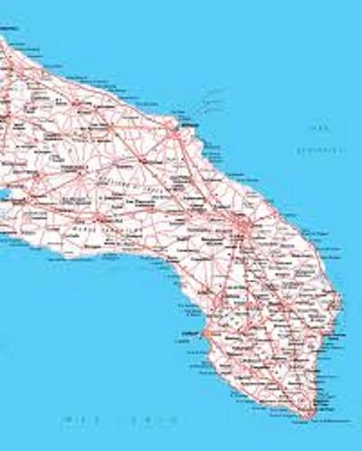 Cartina Dettagliata Puglia.Riordino A Brindisi Scontro Tra Maggioranze E Opposizioni Telerama News